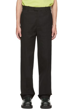Bottega Veneta Midseason Gabardine Trousers