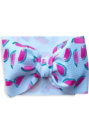 Mini Prep Baby Girl's Watermelon-Print Headband