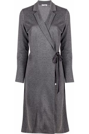 PESERICO SIGN Side-tie dress