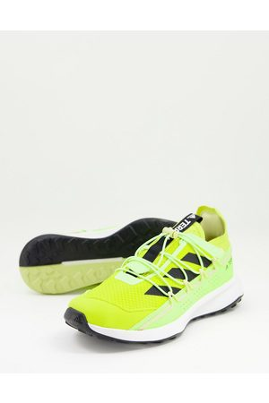 adidas performance Adidas Outdoors Terrex Voyager trainers in neon