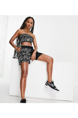 PUMA Off beat paisley shorts in - exclusive to asos