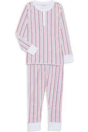 Roller Rabbit Baby's, Little Girl's & Girl's 2-Piece Multicolor Stripe Pajama Set