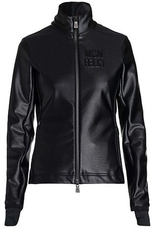 Moncler Grenoble Performance Fleece Logo Jacket