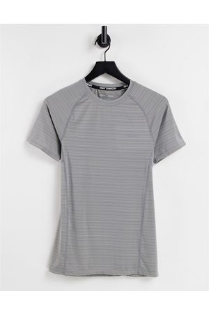 ASOS Muscle fit training t-shirt in space dye in