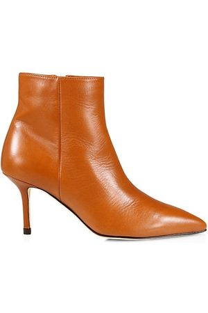 L'Agence Aimee Leather Ankle Boots