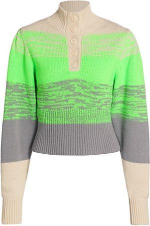 Baum und Pferdgarten Coastal Communities Caroleen Wool-Blend Sweater