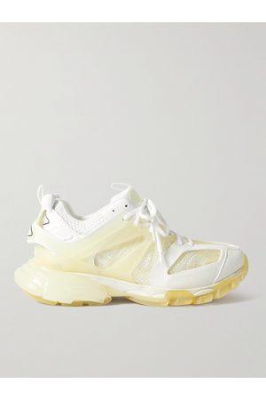 Balenciaga Men Sneakers - Track.MC Mesh and Rubber Sneakers