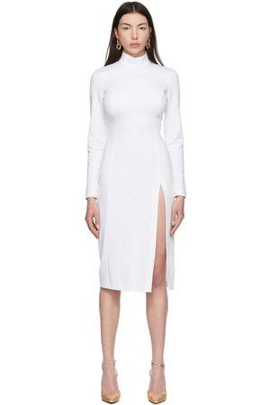 Wolford Amina Muaddi Edition Turtleneck Dress