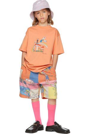 Martine Rose SSENSE Exclusive Kids Brittle T-Shirt