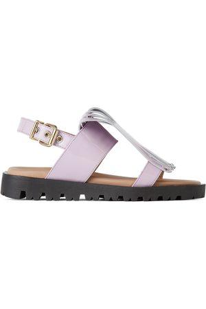 Marni Kids Fringe Sandals