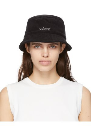 Miaou Terrycloth Lil' Bucket Hat