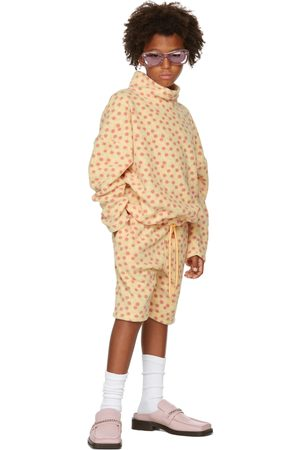Martine Rose SSENSE Exclusive Kids & Fleece Bongo Batwing Pullover