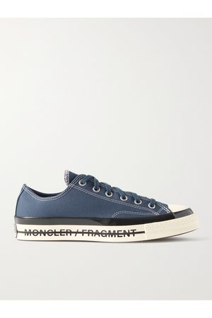 Moncler Converse 7 Fragment Fraylor III Canvas Sneakers