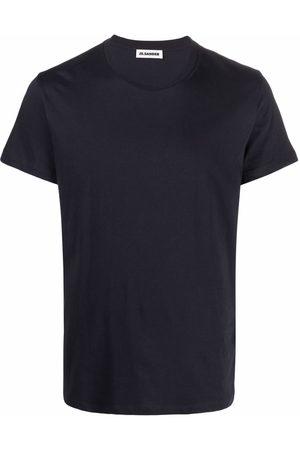Jil Sander Crewneck cotton T-shirt