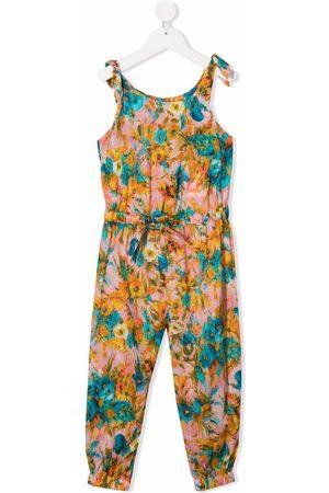 ZIMMERMANN Floral-print jumpsuit