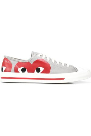 COMME DES GARÇONS PLAY X CONVERSE Jack Purcell low-top sneakers