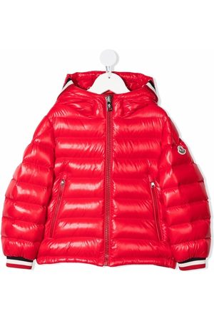 Moncler Alberic hooded down jacket