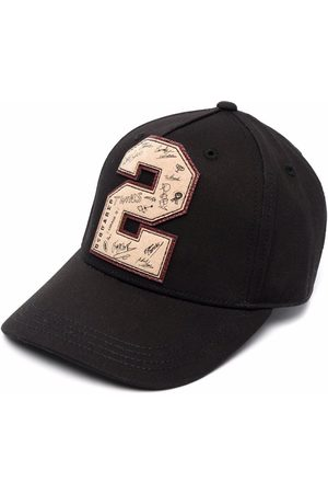 Dsquared2 Number patch baseball cap
