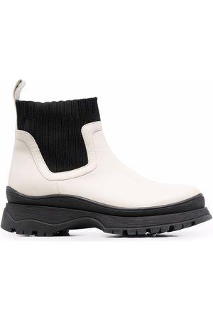 Staud Elasticated sock-ankle boots