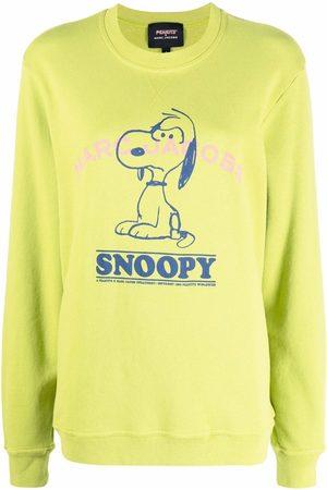 Marc Jacobs Snoopy print sweatshirt