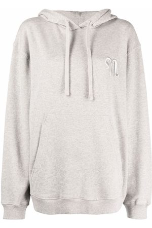 Nanushka Organic cotton logo hoodie