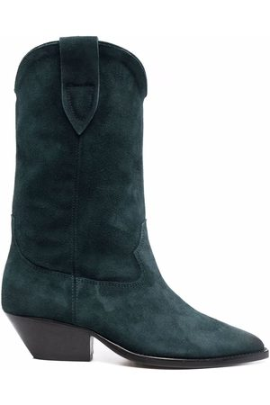 Isabel Marant Deurto suede ankle boots