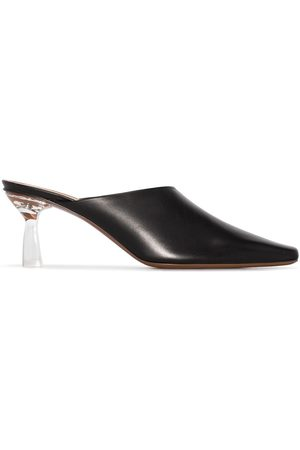 Neous Electra 65mm pointed-toe mules
