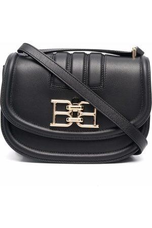 Bally Tashe logo-plaque leather satchel bag
