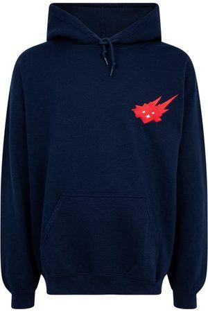 Travis Scott Astroworld X Cacti Heritage logo-print hoodie