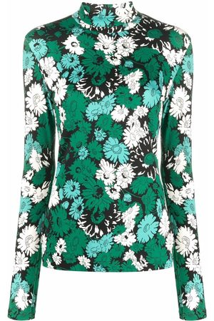 Paul Smith Archive Floral-print long-sleeve top
