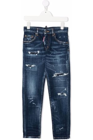 Dsquared2 Distressed-detail jeans
