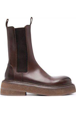 MARSÈLL Pull tab Chelsea boots