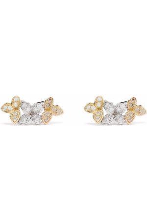 Pasquale Bruni 18kt gold Giardini Segreti stud earrings