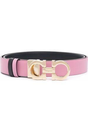 Salvatore Ferragamo Cintura leather belt