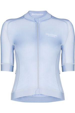 Pas Normal Studios Mechanism zipped short-sleeve jersey