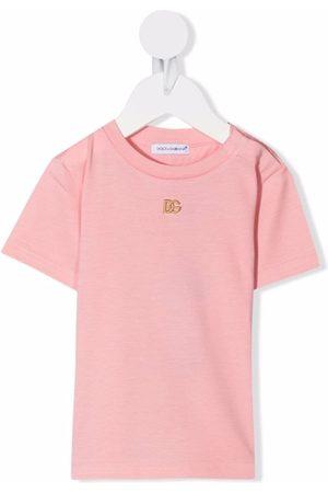 Dolce & Gabbana Logo-plaque T-shirt