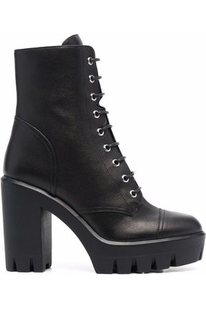 Giuseppe Zanotti Block-heel ankle boots