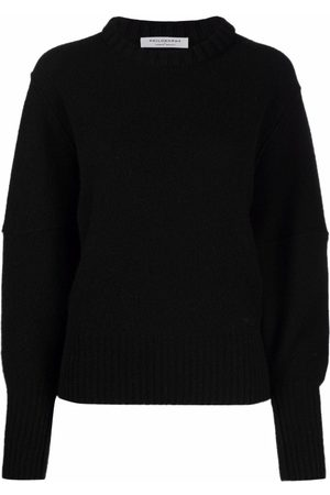 Serafini Long puff sleeves sweater