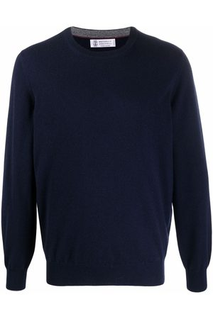 Brunello Cucinelli Crew-neck cashmere jumper