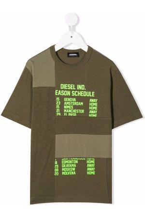 Diesel Patchwork T-shirt