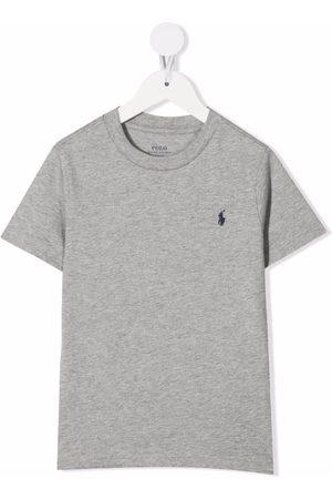Ralph Lauren Embroidered-logo T-shirt