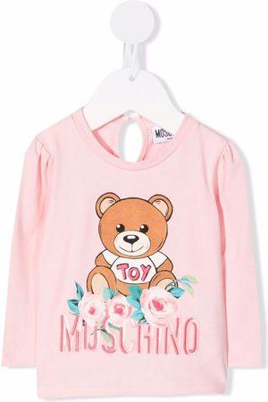 Moschino Teddy Bear print T-shirt