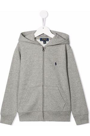 Ralph Lauren Embroidered-logo hoodie