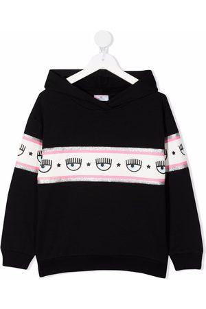 Chiara Ferragni Blinking Eye print hoodie