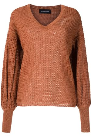 Olympiah Monter knitted blouse