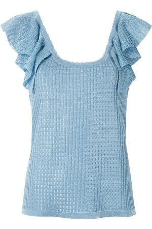 Olympiah Sable knitted tank top