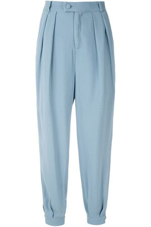 Olympiah Luyne pleated trousers