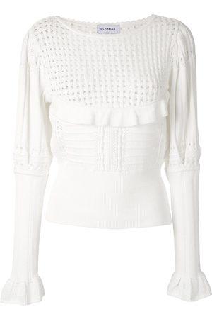 Olympiah Monter long sleeves blouse