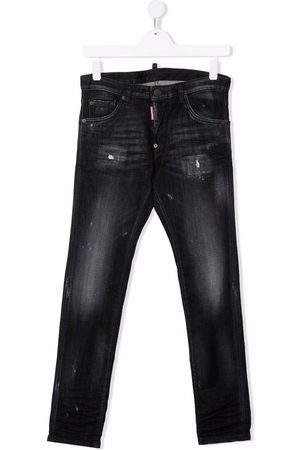 Dsquared2 TEEN skinny-cut denim jeans