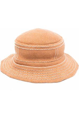 Barrie Distressed bucket hat